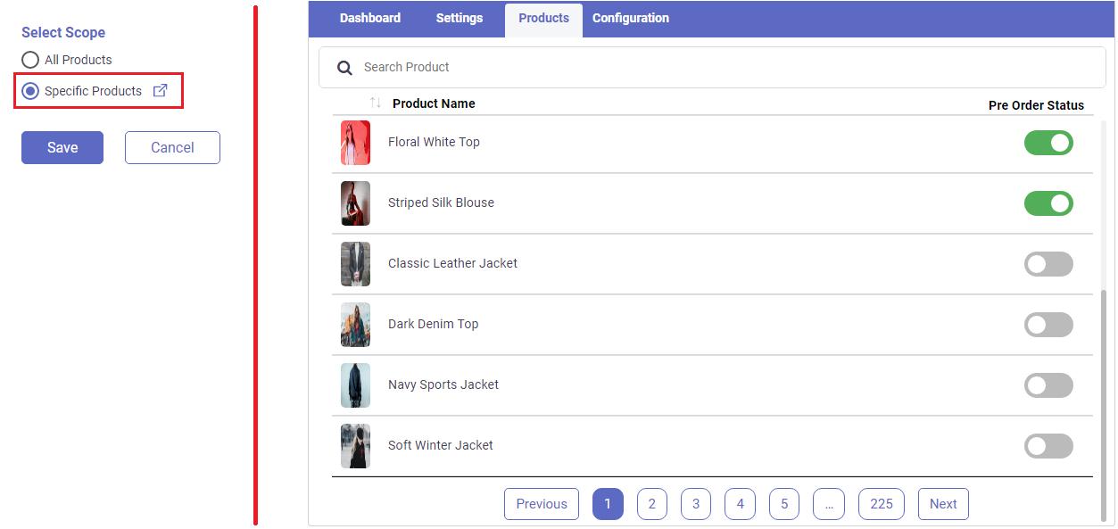 Shopify Pre-Order