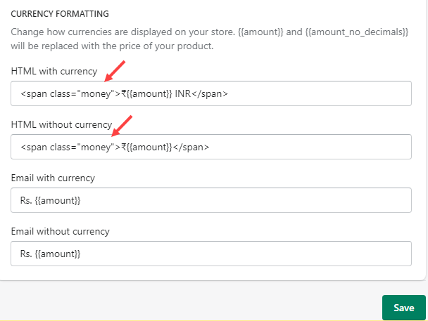 Shopify app to enable the currency conversion by enabling currency switcher on Shopify online store