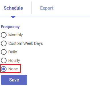 Shopify app Auto schedule exporting orders sending a file in Email